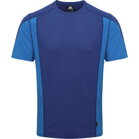 Mountain Equipment Ignis Tee Herre sodalite/light ocean